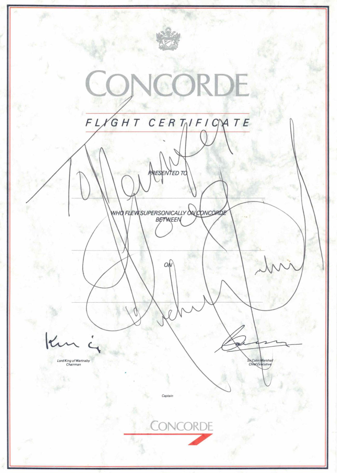 Michael Jackson - raritní autogram