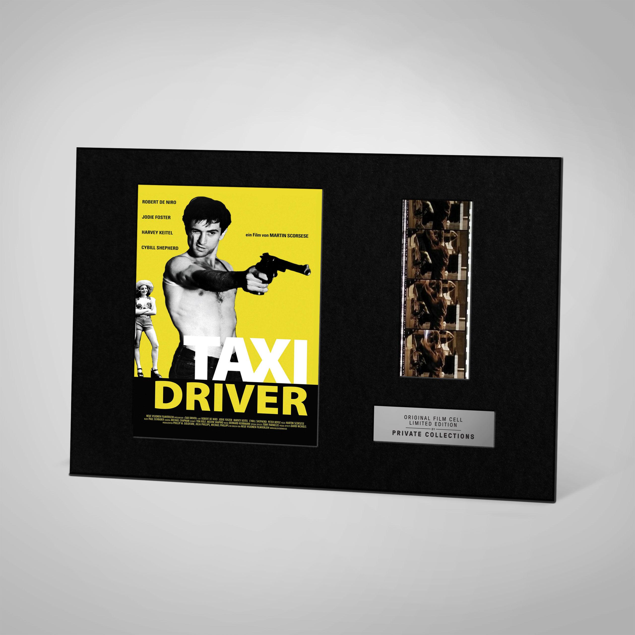 TAXI DRIVER - v.1 (1976)
