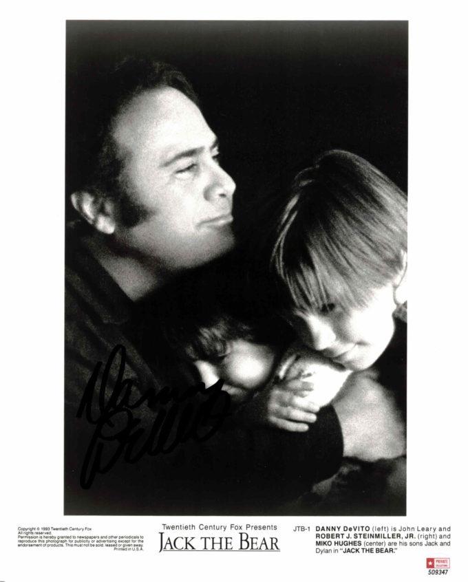 Danny DeVito - autogram