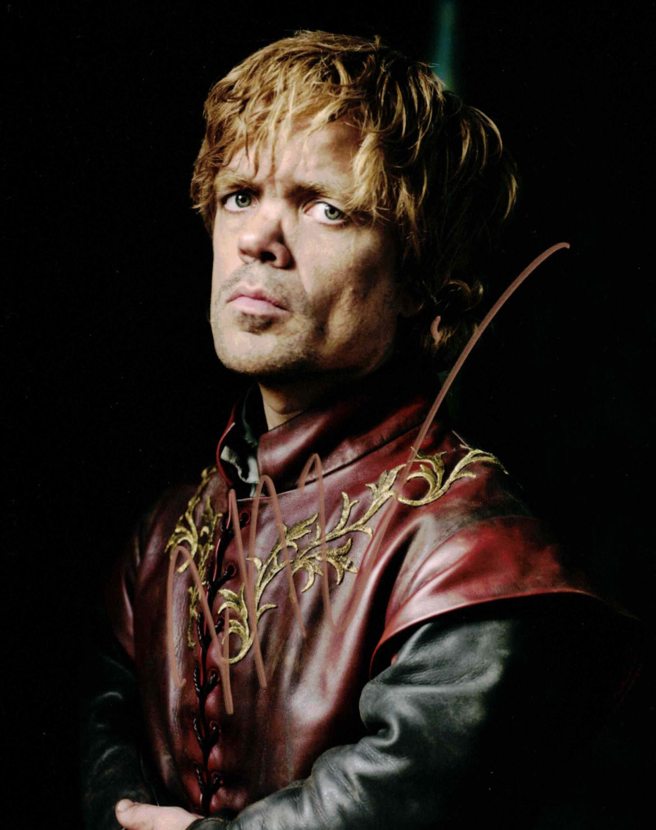 Peter Dinklage / Tyrion Lannister, Hra o trůny - autogram