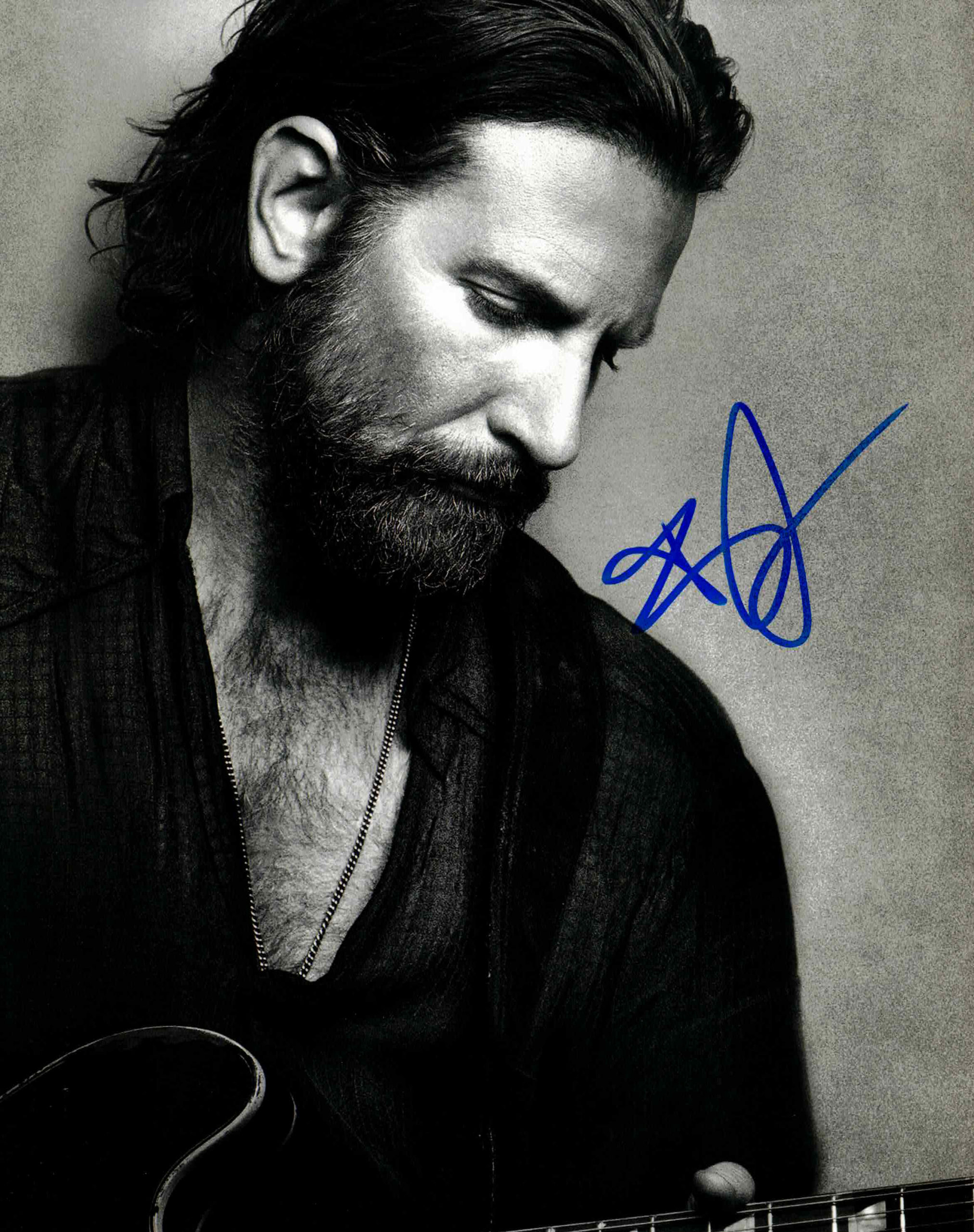 Bradley Cooper / A Star Is Born - autogram