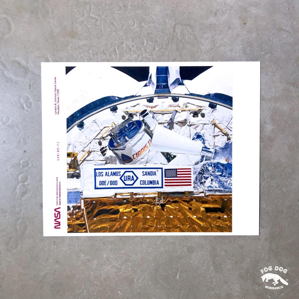 Oficiální fotografie NASA, číslovaná