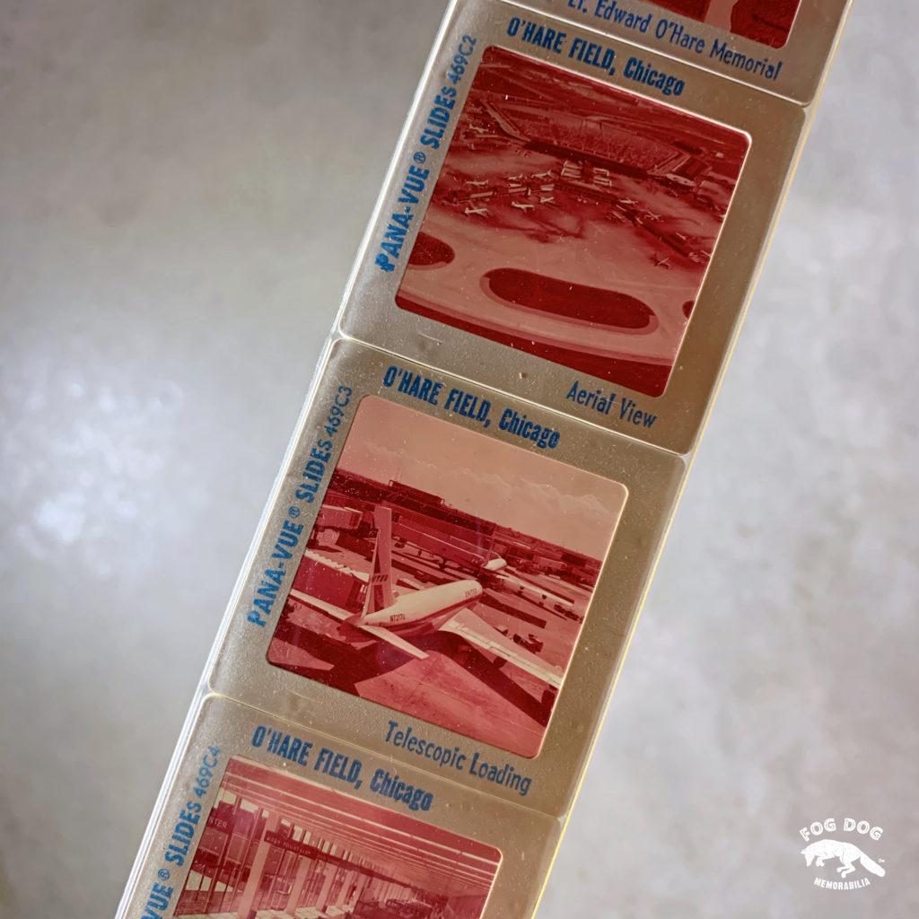 Staré diapozitivy - suvenýry (různá témata)