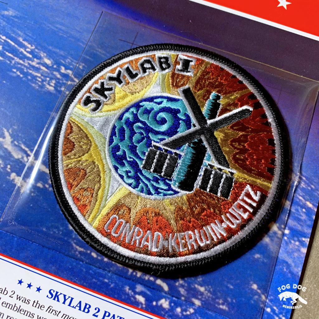 Oficiální textilní nášivka NASA - SKYLAB 2