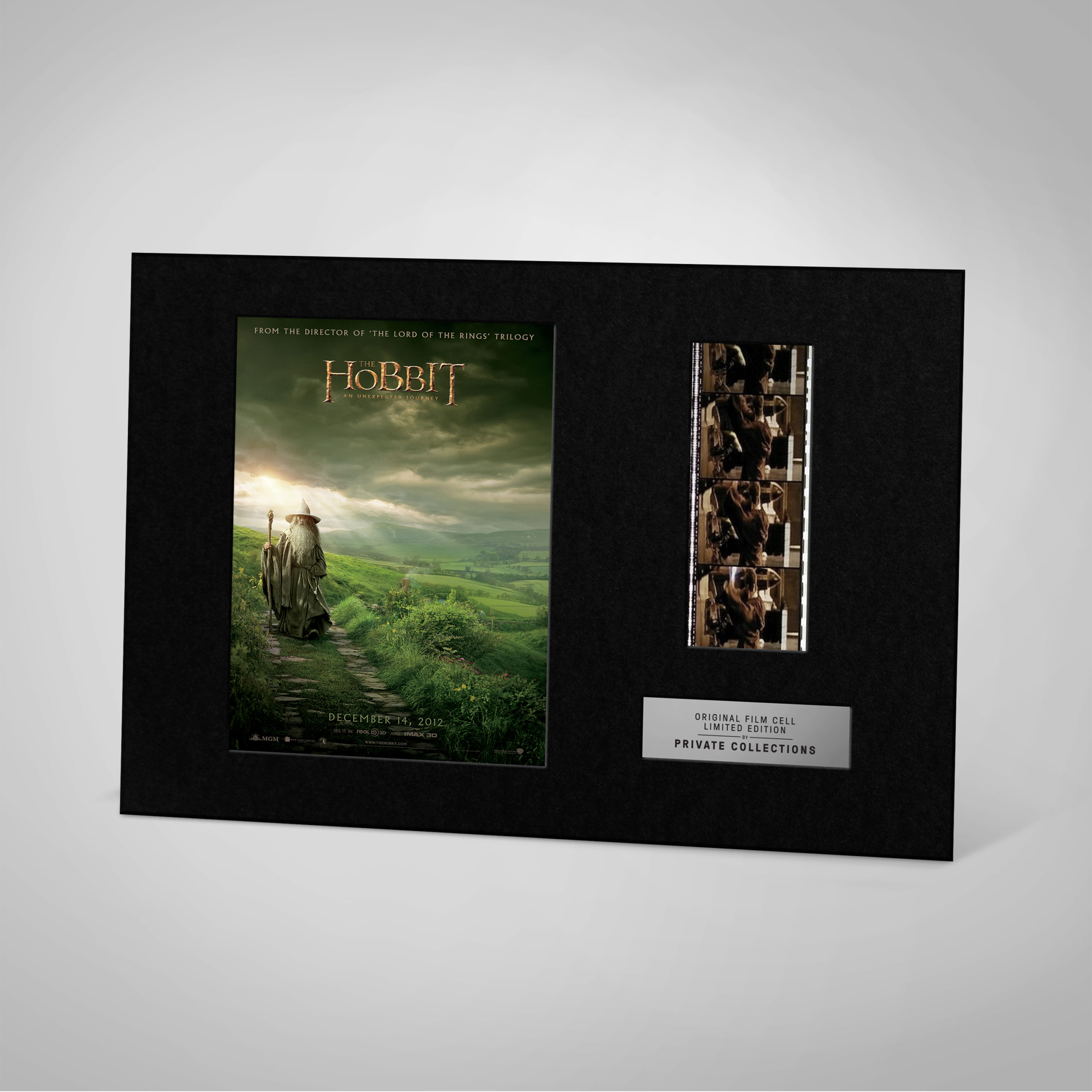 HOBBIT - AN UNEXPECTED JOURNEY (2012) - v.1