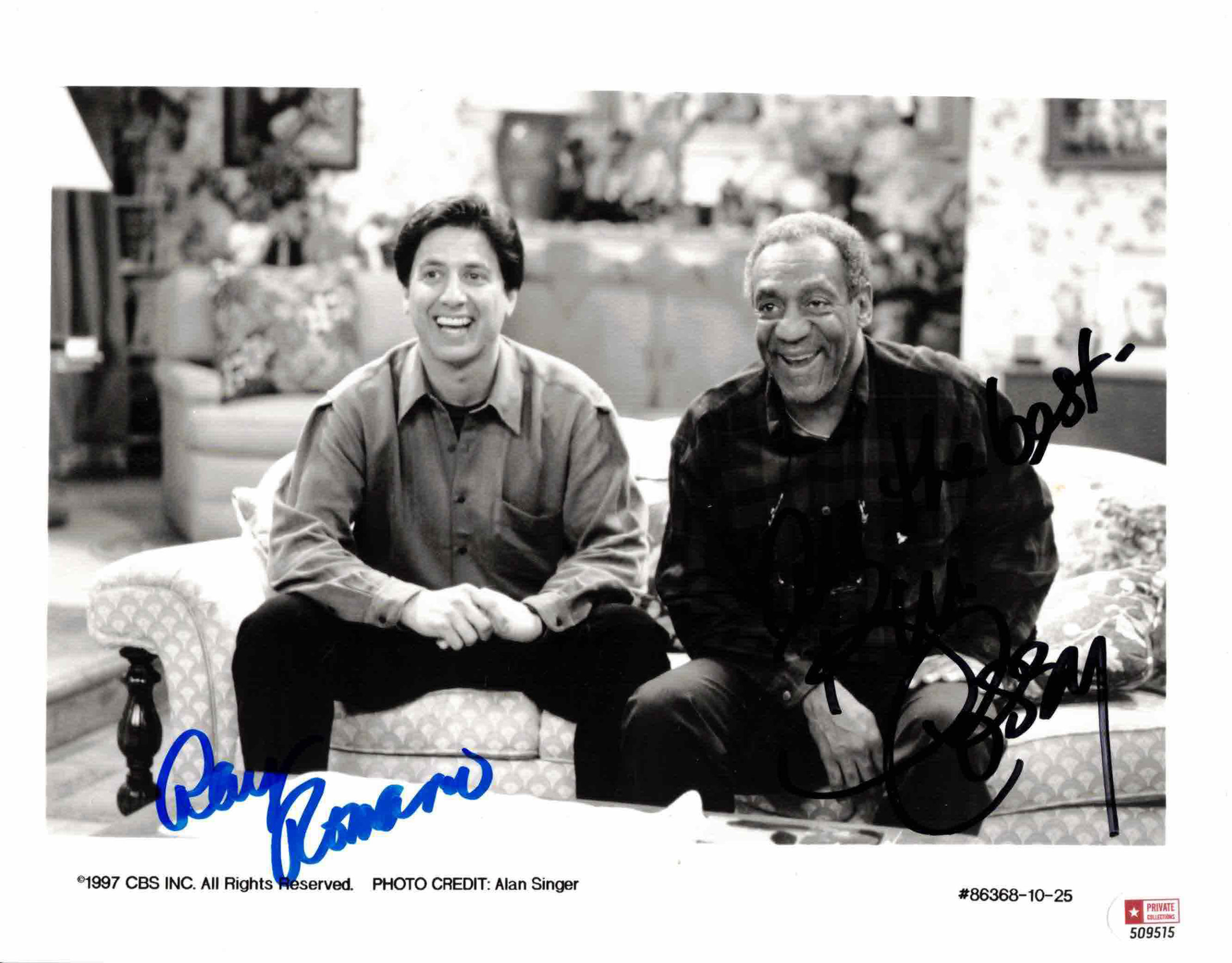 Bill Cosby & Ray Romano