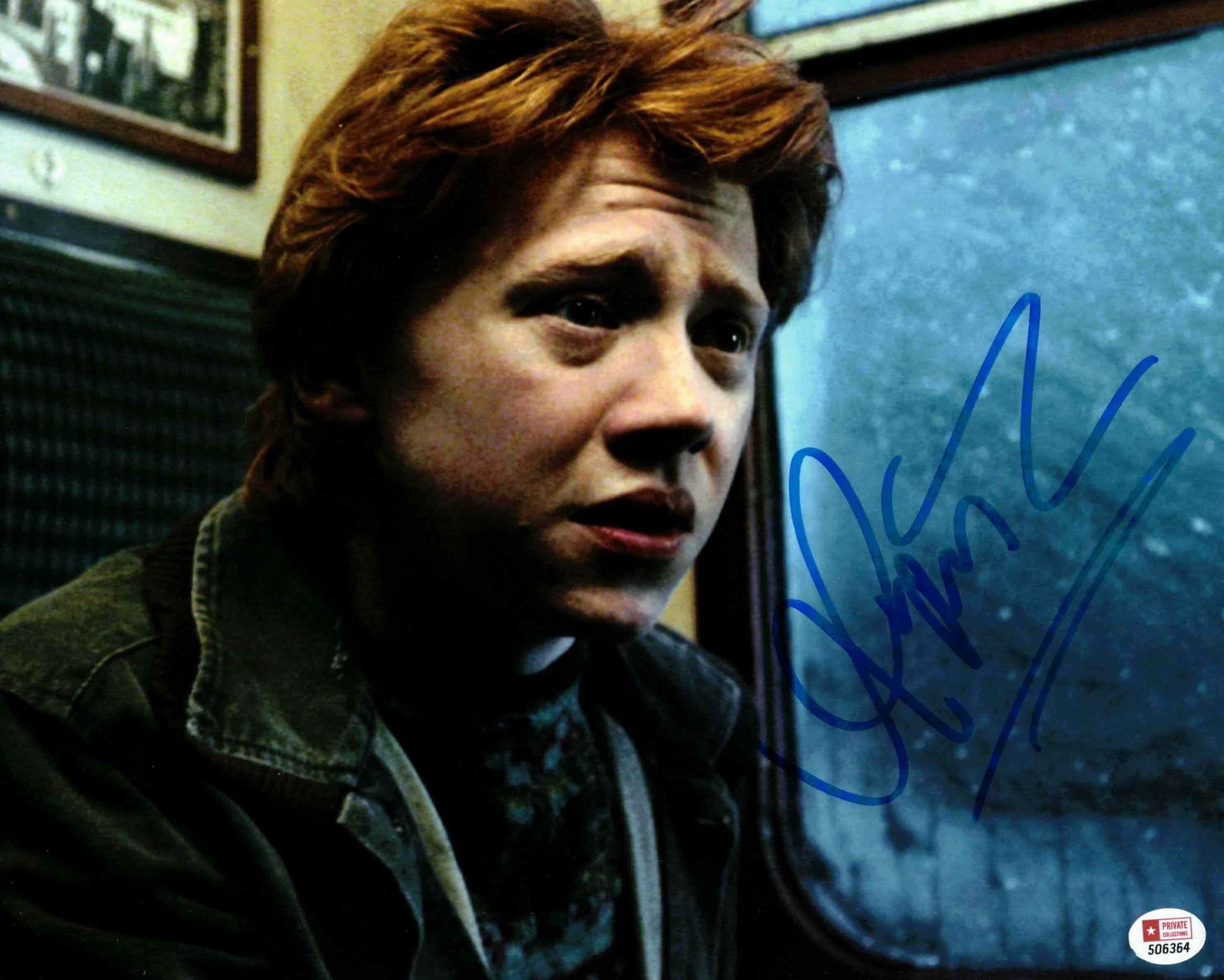 Rupert Grint / Ron Weasley, Harry Potter - autogram