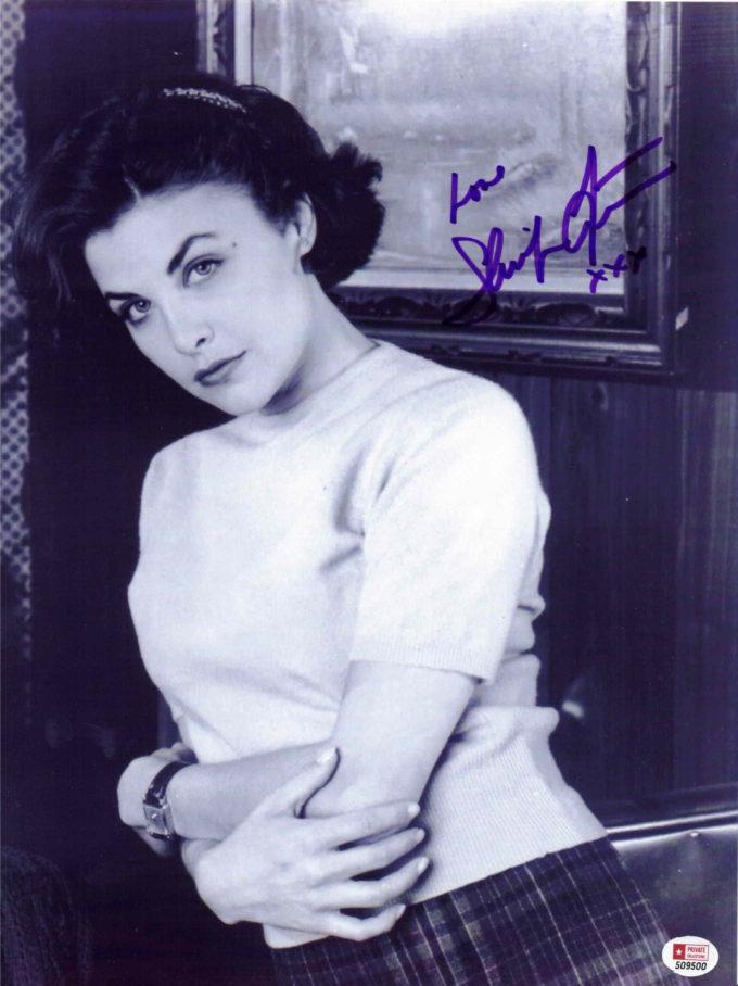 Sherilyn Fenn / Twin Peaks - autogram
