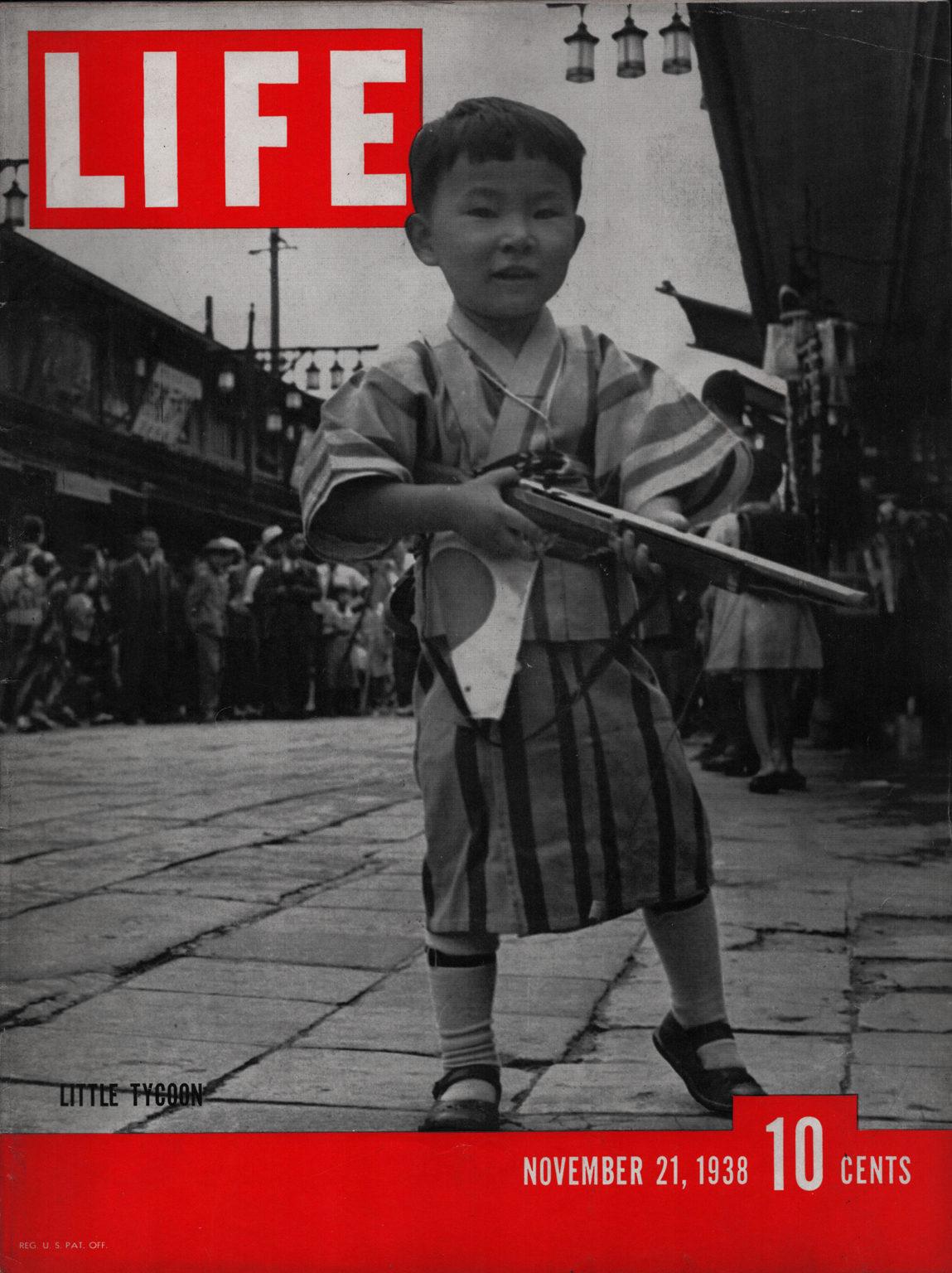 Magazín LIFE (1938)
