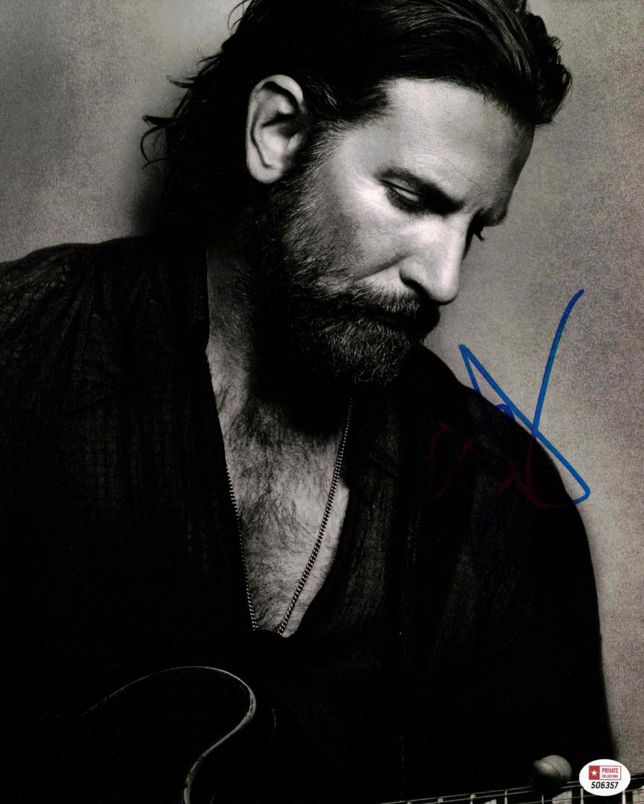 Bradley Cooper - autogram