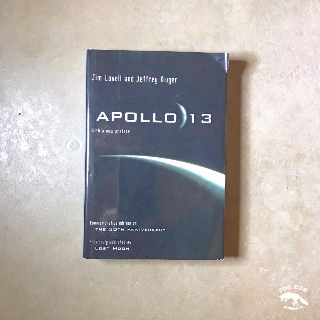 Autogram / Jim Lovell - kapitán poškozeného Apolla 13