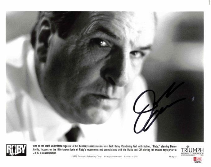 Danny Aiello - autogram