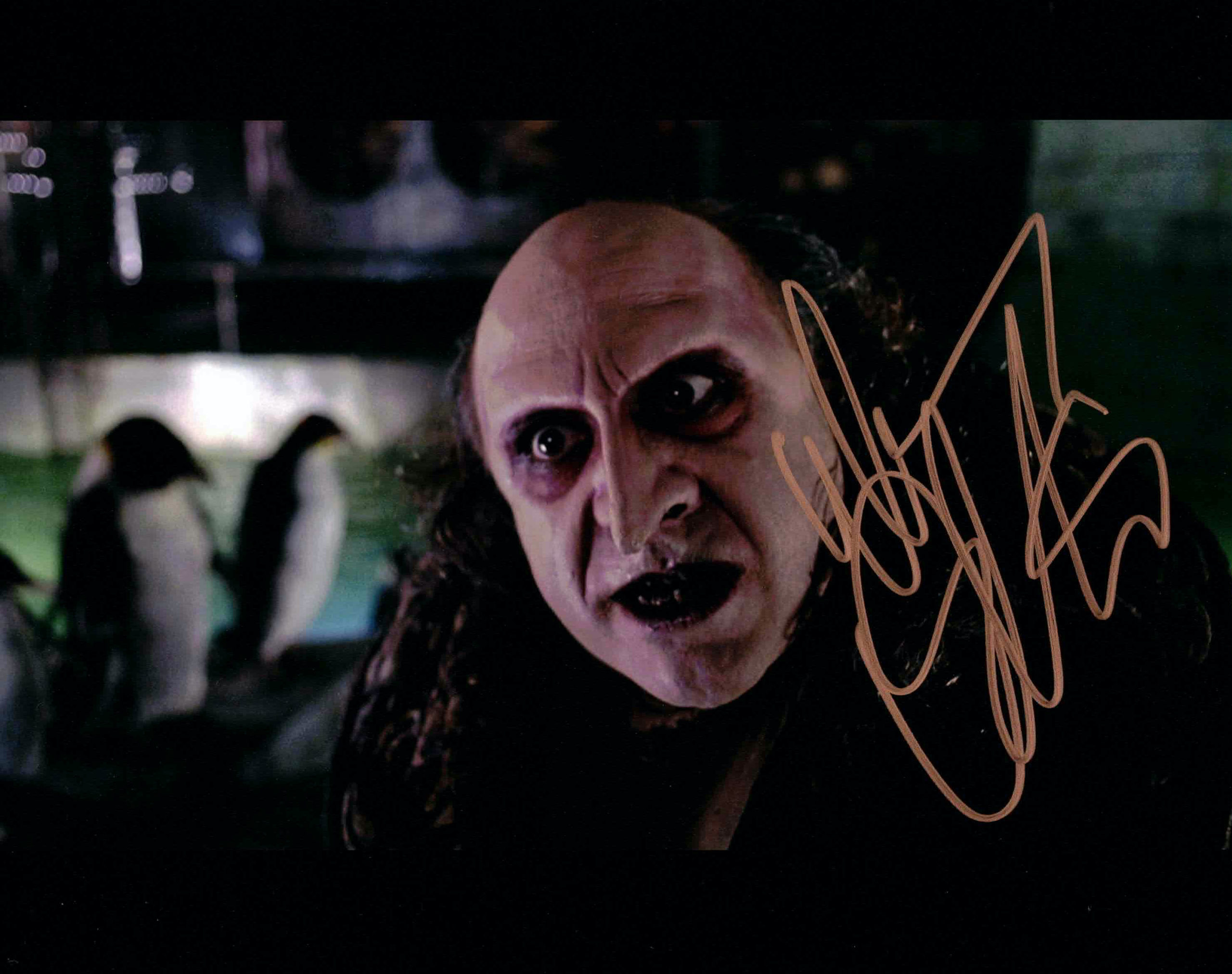 Danny DeVito / Penguin, Batman - autogram
