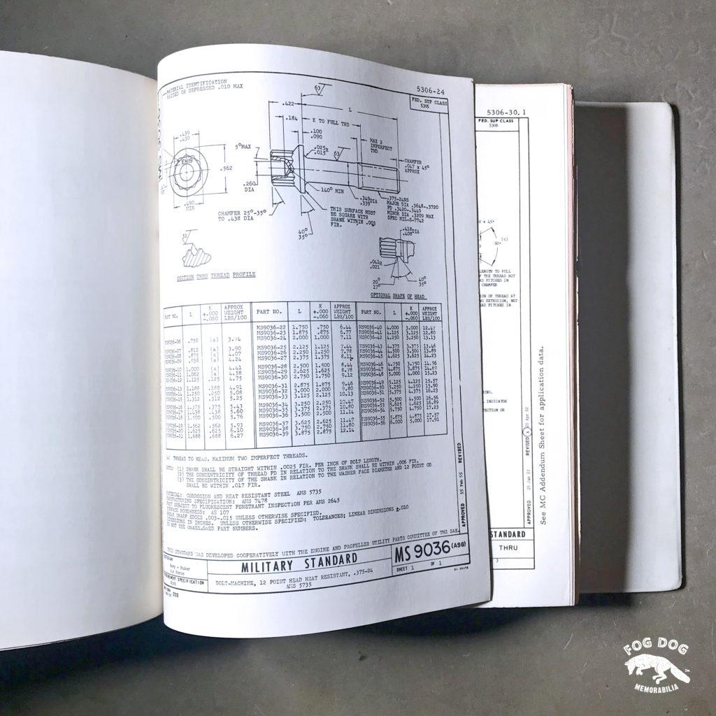 Šanon NASA Engineering Standards Manual Volume II (1967)