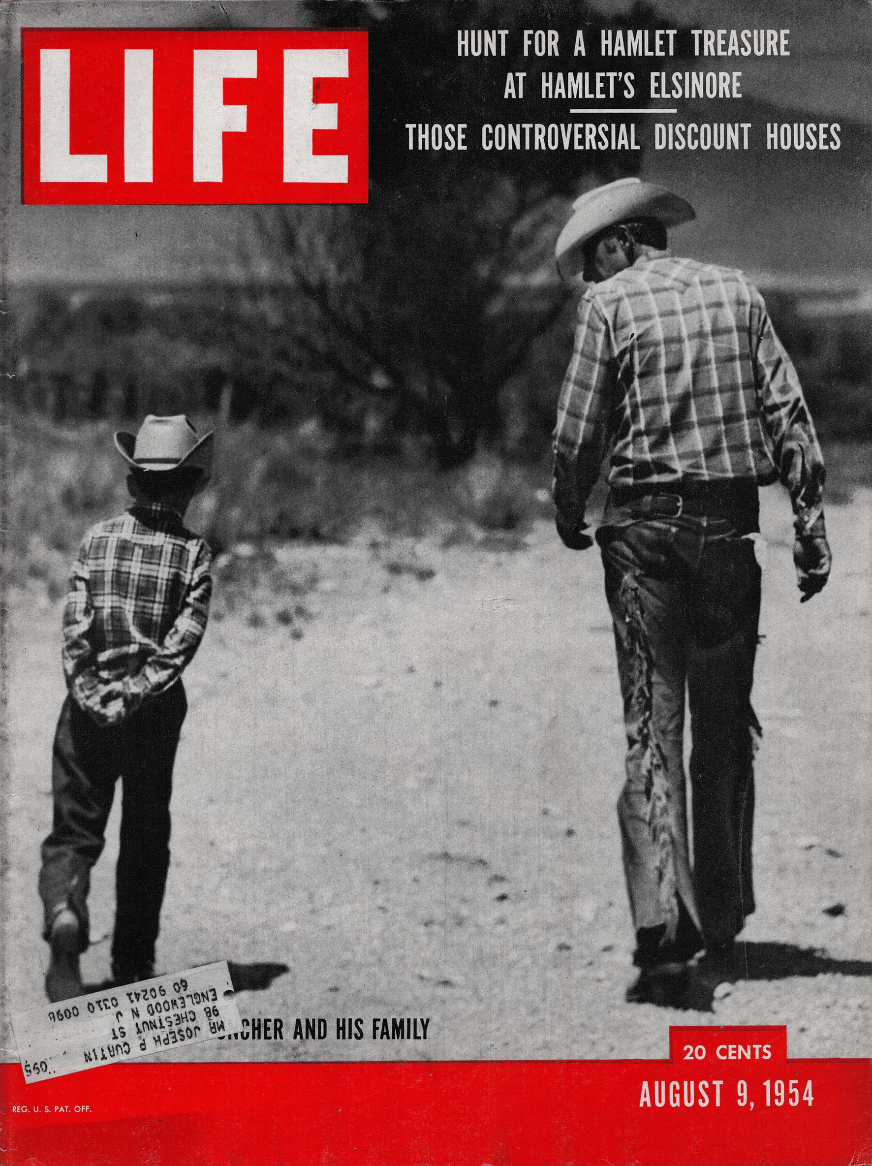 Magazín LIFE (1954)