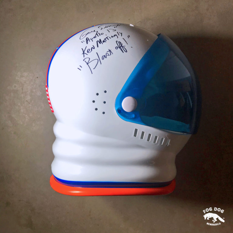 Autogram / Gary Sinise - role Kena Mattinglyho ve filmu Apollo 13