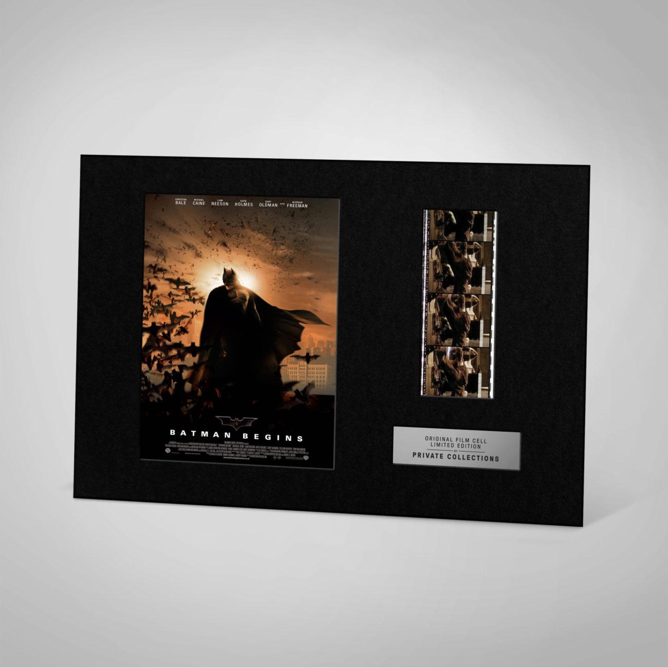 BATMAN BEGINS (2005)