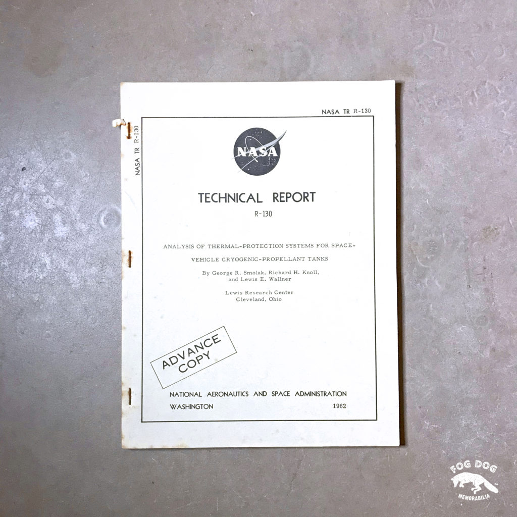 NASA Technical Report (1962)