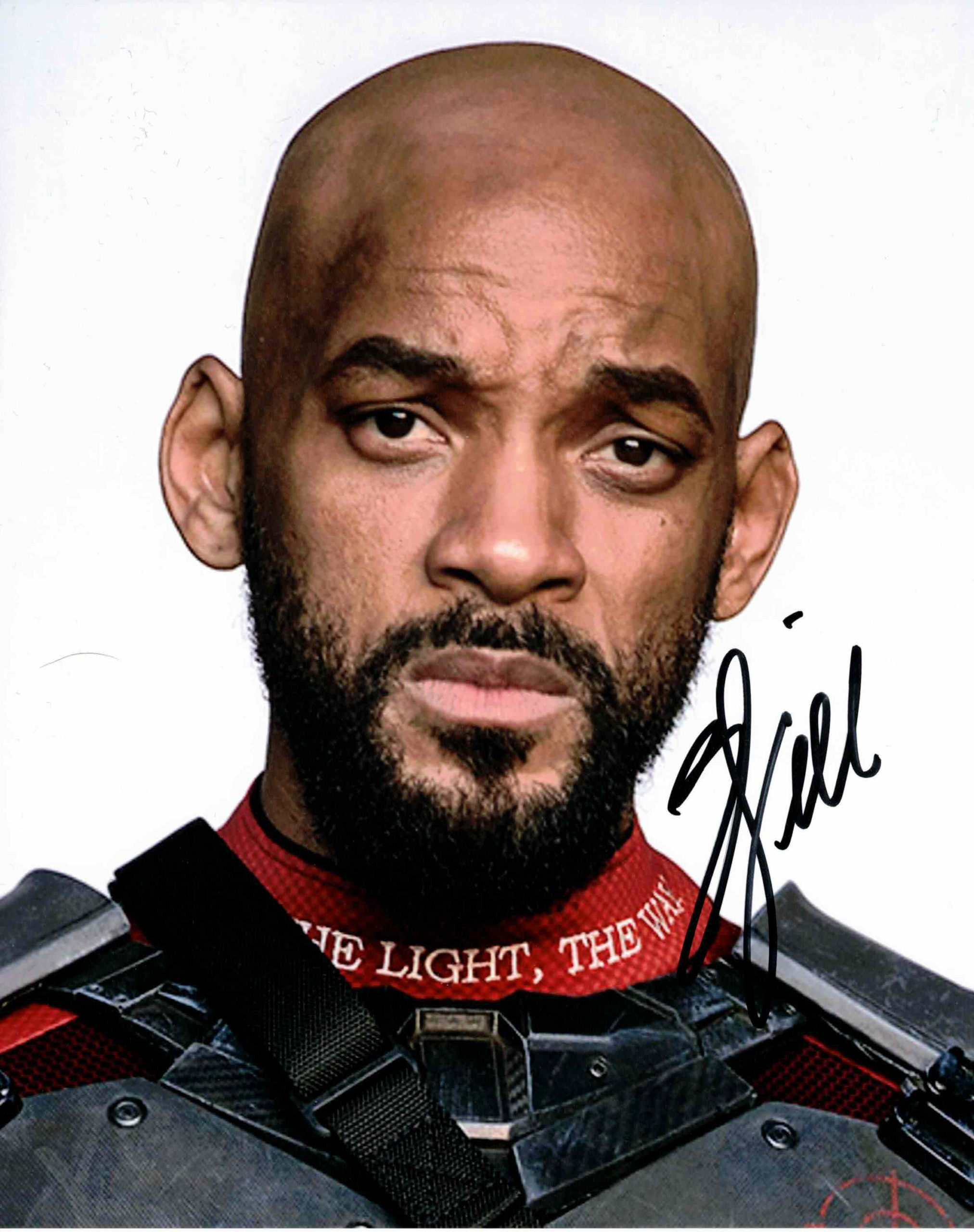 Will Smith - autogram