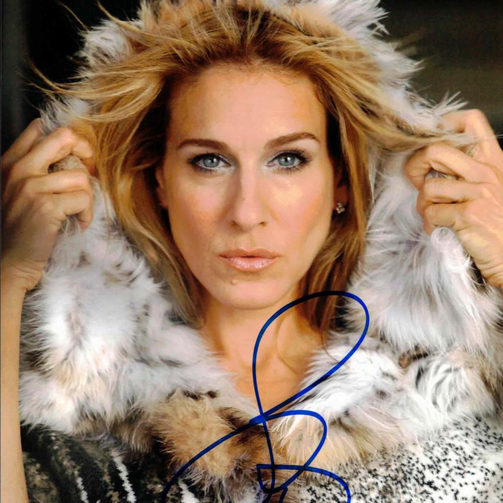 Sarah Jessica Parker - autogram