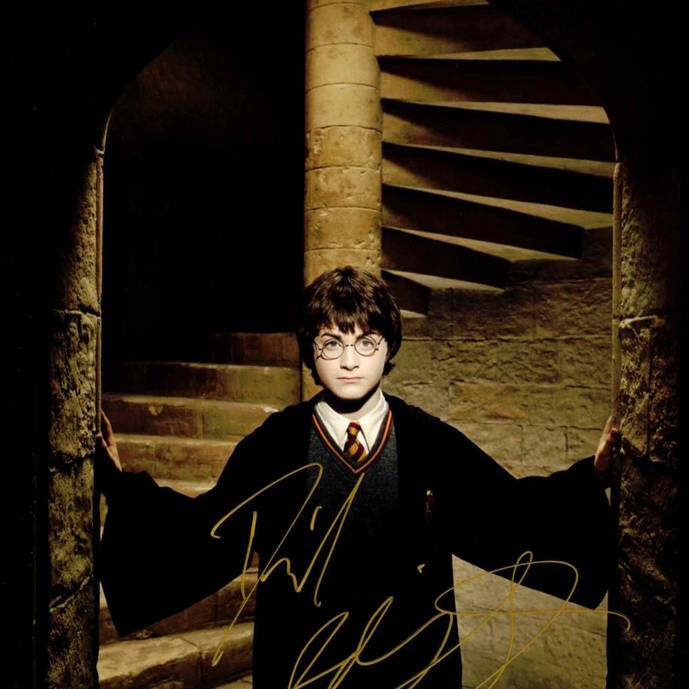 Daniel Radcliffe / Harry Potter - autogram