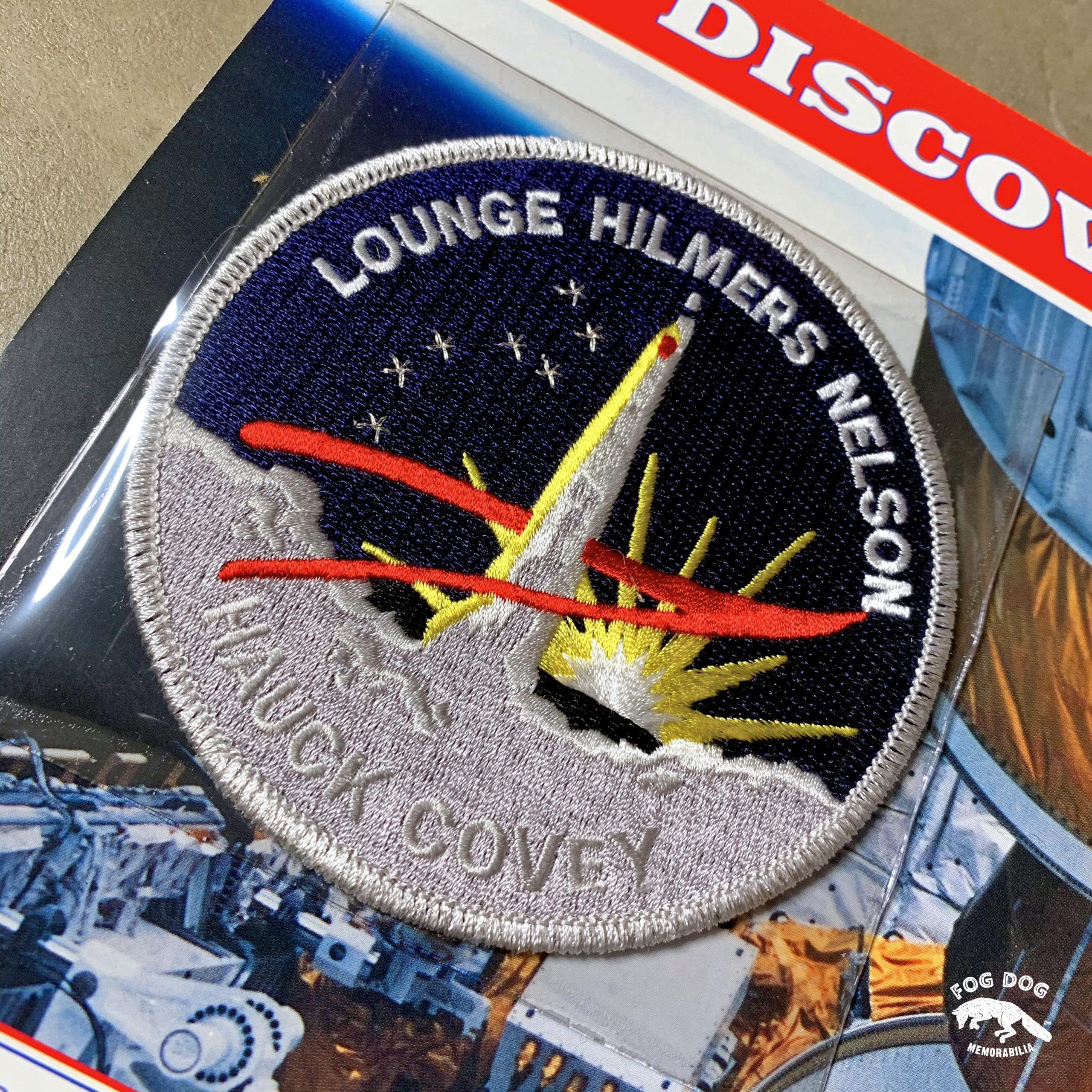 Oficiální textilní nášivka NASA - DISCOVERY STS-26