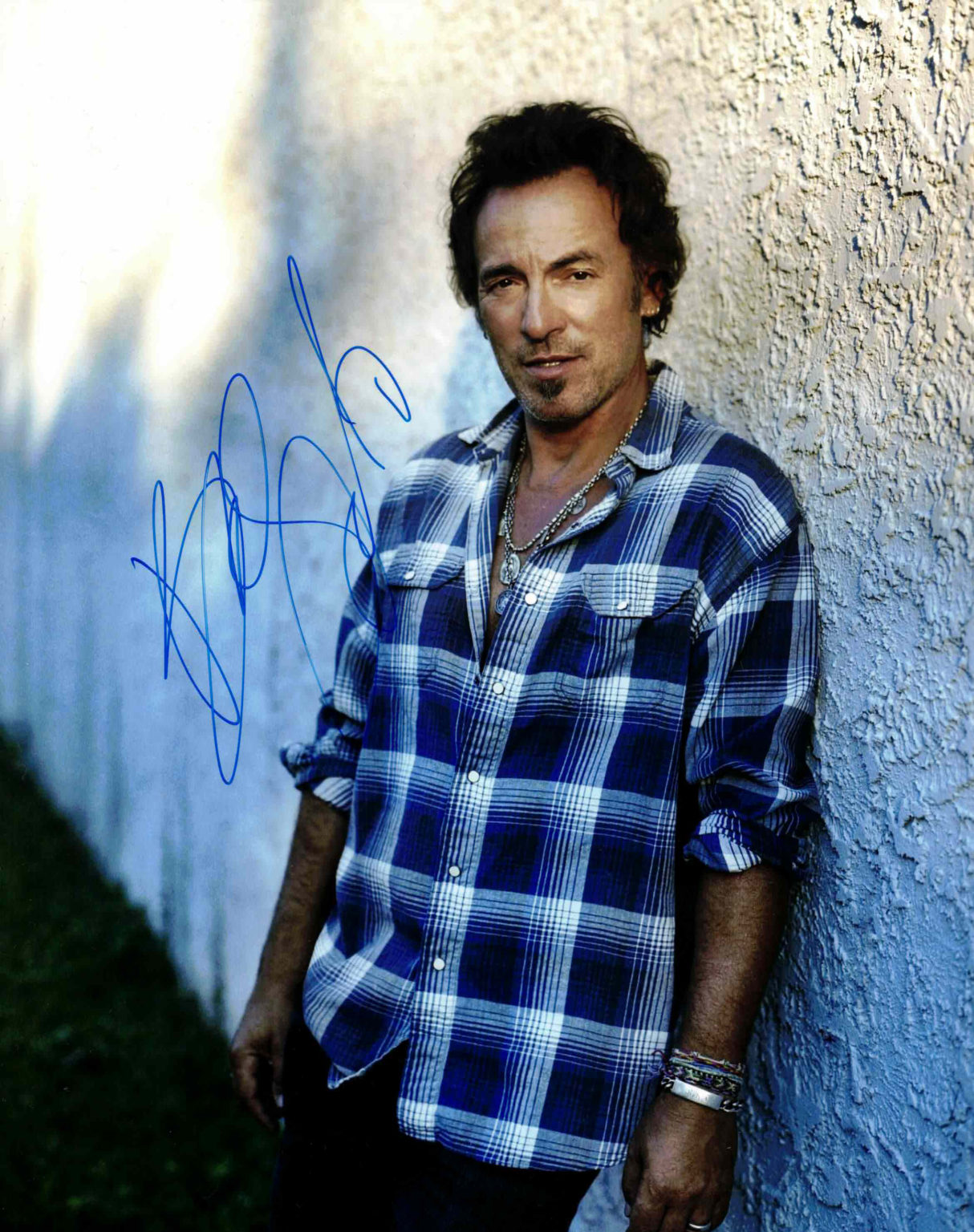 Bruce Springsteen - autogram