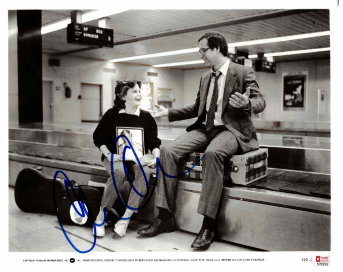 Chevy Chase - autogram