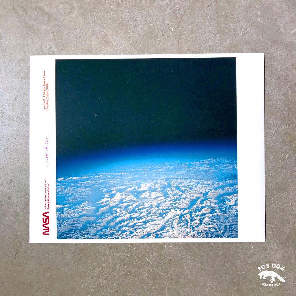 Oficiální fotografie NASA, číslovaná (1992)